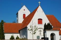 Hvidovre Kirke Pinsen 2008