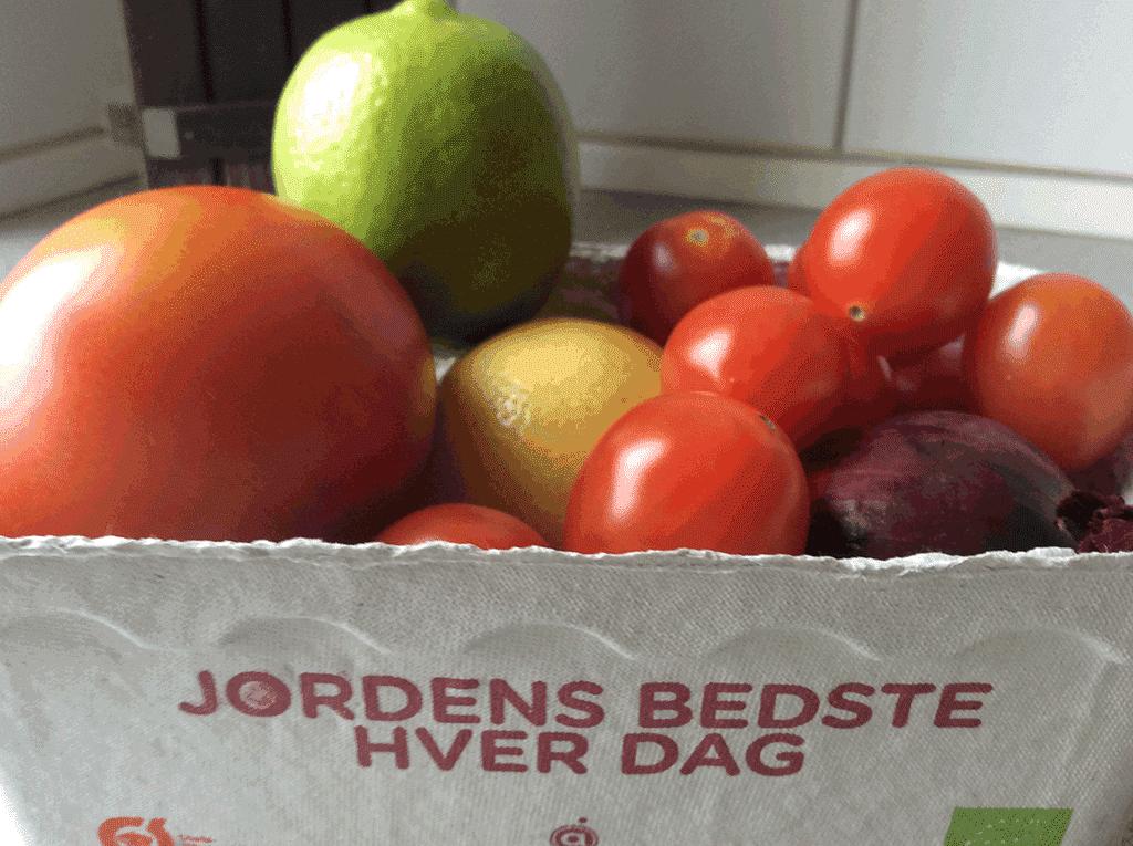 Søndag: Så kommer der friske forsyninger fra Aarstiderne