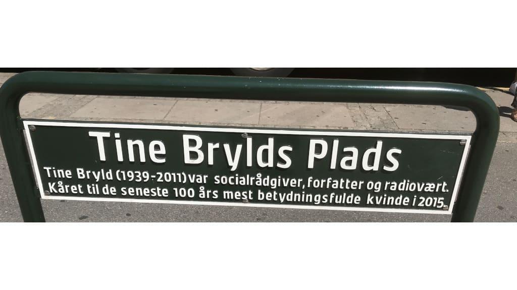 Da Tine Bryld genopstod mv. 4