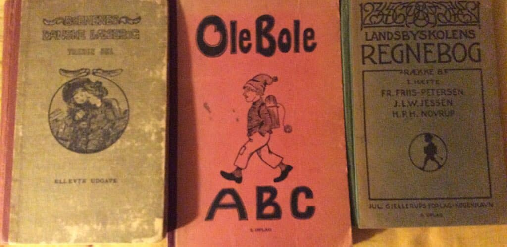 Flere gamle bøger 3