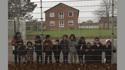 Børnene på udrejsecenter Sjælsmark Grid
