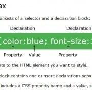 CSS kodesprog 3