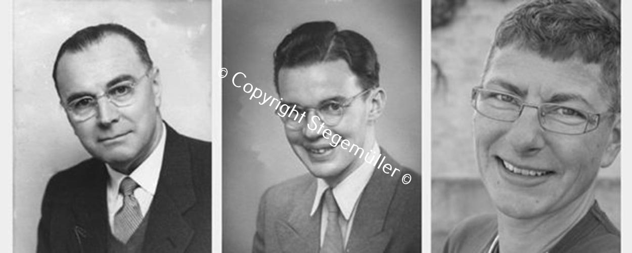 Stegemuller Rudolph Reinholdt Felix Stegemuller Joergen og Stegemuller Hanne Baunsgaard