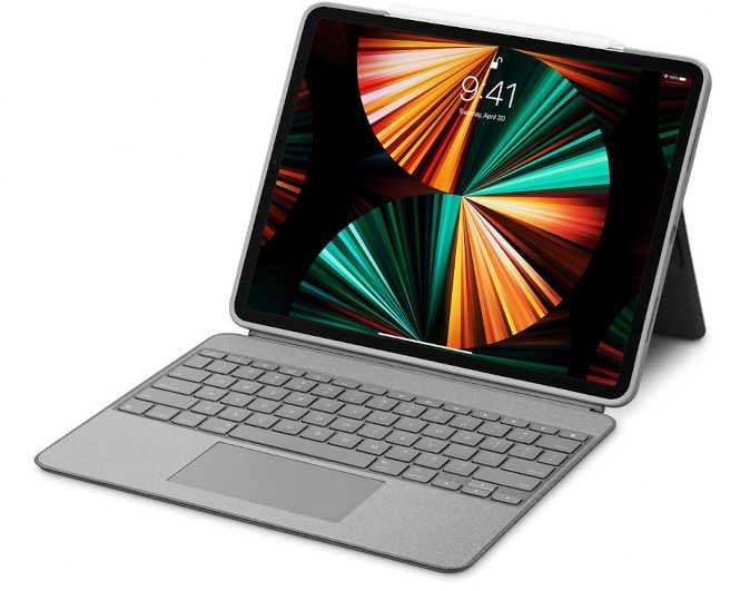 Ny iPad Pro - nu 5. generation 3