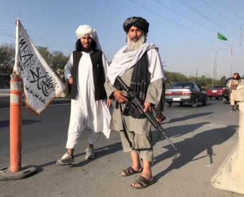 Taliban slår kvinder uden hijab 8