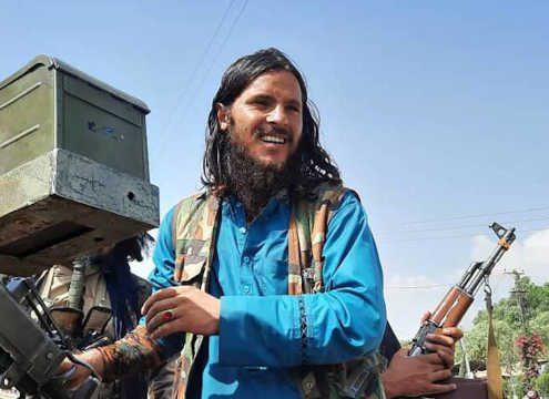 Taliban slår kvinder uden hijab 7