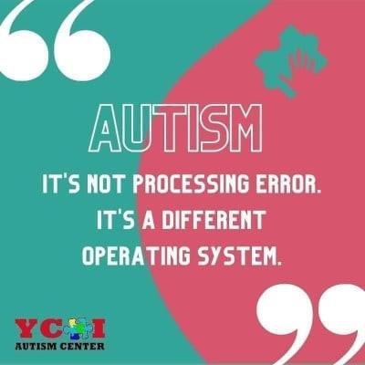 Aspergers syndrom på autisme-spektret