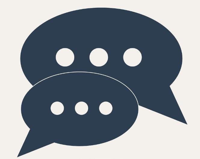 Chat eller e-mail?